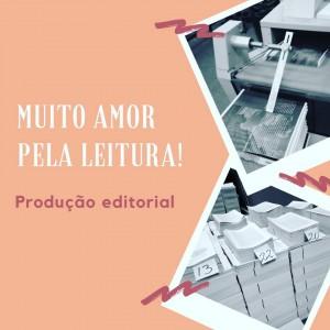 Produção editorial